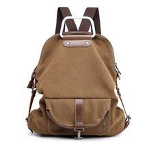 Твердий колір/подорожі/Простий рюкзаки