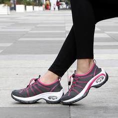 Donna Mesh Casuale All'aperto Atletico Escursionismo con Allacciato scarpe