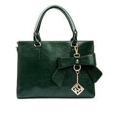 Elegant PU Tote Bags