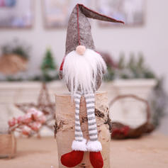 Table Merry Christmas Long Leg Non-Woven Fabric Doll