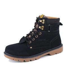 Buty śnieżne Nieformalny Skóra Ekologiczna Męskie Botki męskie