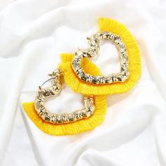 Shining Lovely With Tassels Women's Earrings