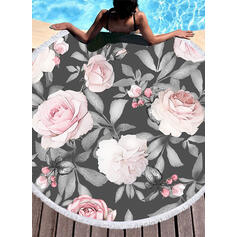Floral attractive Beach Towel