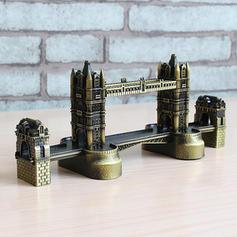Zabytkowe Metal Most Figurki i rzeźby