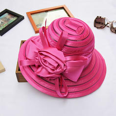 Dames Style Classique/Fait main avec Bowknot Chapeaux de plage / soleil