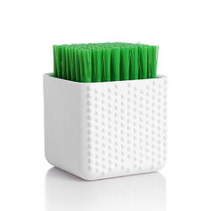 Modern PP Silicone Cleaning Brush (Set of 2)