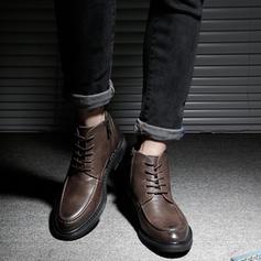 Chukka Casual Microfiber Leather Men's Men's Boots
