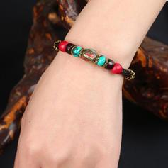 Exotic Beads Women's Bracelets