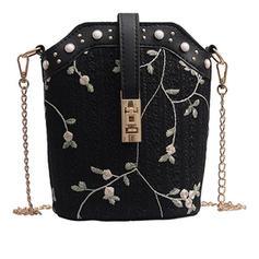 Charming PU Shoulder Bags/Beach Bags/Bucket Bags