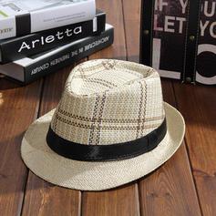 De los hombres Caliente Acrílico/Paja salada Sombrero de paja/Sombreros Playa / Sol/Sombrero de Panamá