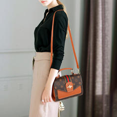 Fashionable/Solid Color Satchel/Crossbody Bags/Shoulder Bags