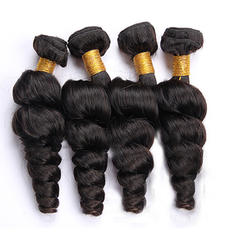 4A Loose Human Hair Human Hair Weave (Sold in a single piece) 100g