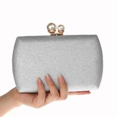 Unique/Pearl Style PU Clutches