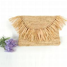 Fashionable/Attractive Straw Clutches/Wallets & Wristlets/Beach Bags