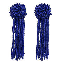 Stylish Alloy Beads Women's Earrings