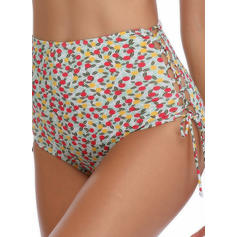 Bottom Tropical Print Sexy Bottoms Swimsuits
