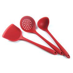 Silicone Accessoires pour ustensiles de cuisine Passoires et passoires (lot De 3)