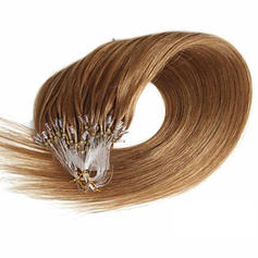 Straight Human Hair Tape in Hair Extensions (Sold in a single piece)