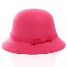 Dames Simple/Exquis Acrylique Chapeau melon / Chapeau cloche
