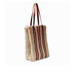 Moda Kağıt Halat Omuz çantaları/Plaj Çantaları