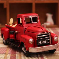 Współczesny Dekoracyjny Metal modele samochodów i pojazdów