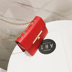 Lovely PU Satchel/Shoulder Bags