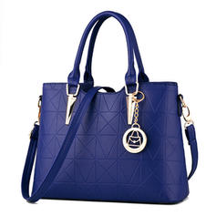 Elegant/Charming/Splice Color Tote Bags/Crossbody Bags