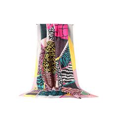 Retro /Annata oversize/attraente/moda Sciarpa