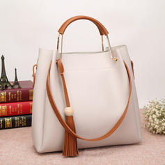 Elegant PU Cross-Body Bags/Shoulder Bags