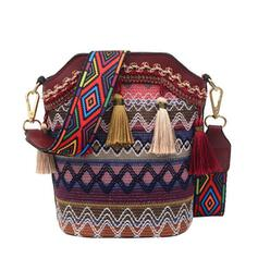Fashionable/Vintga/Bohemian Style Shoulder Bags/Bucket Bags