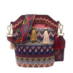 À la mode/Vintage/Style bohémien Sac en bandoulière/Bolsas de cubo