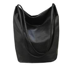 Damskie torby podróżne na ramię o dużej pojemności PU