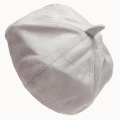 Dames Simple/Exquis Acrylique Béret Chapeau