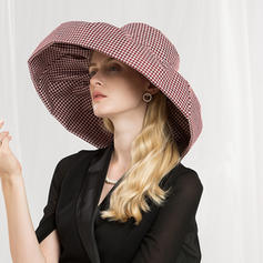 Ladies' Special/Classic/Elegant Polyester Floppy Hats/Tea Party Hats