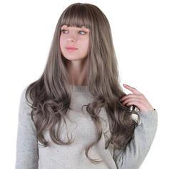 Vlnitý Syntetické vlasy Syntetické paruky 250g