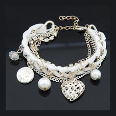 Basketwork Women's Bracelets