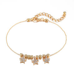 Alloy Bracelets Beach Jewelry (Set of 3)