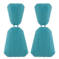 Simple Alliage Femmes Boucles d'oreille de mode (Lot de 2)