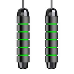Desporto Ioga Multifuncional PVC Aço inoxidável Corda de pular