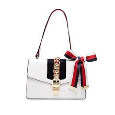 Elegant Genuine leather Shoulder Bags