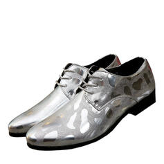 Dentelle Chaussures habillées Similicuir Hommes Chaussures Oxford pour hommes