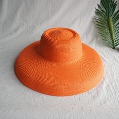 Dames Le plus chaud Paille salée/Pp Chapeau de paille/Chapeaux de plage / soleil