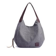 Stile Canvas Tela Borse a tracolla/Hobo Bags
