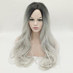 Wavy Synthetic Hair Capless Wigs (Sold in a single piece)