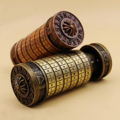 Da Vinci Code Cryptex Alloy Decorative Objects