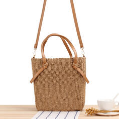 Classical/Bohemian Style/Braided/Super Convenient/Handmade Tote Bags/Shoulder Bags/Beach Bags/Bucket Bags