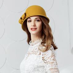 Dames Romantique/Style Vintage Coton Disquettes Chapeau
