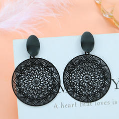 Vintage Alloy Earrings
