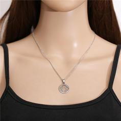 Vackra Och Sexig Titan Stål Kvinnor Halsband