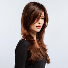 Rovný Syntetické vlasy Syntetické paruky